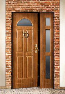 remplacer sa porte d´entrée en bois par une porte blindée en bois PROFERM 06 à Cagnes sur mer