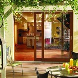 remplacement de fenêtre bois en coulissant bois à Nice Cagnes-sur-mer PROFERM 06