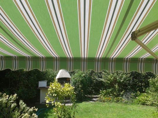 Toile pour store de terrasse à Cagnes-sur-mer PROFERM06