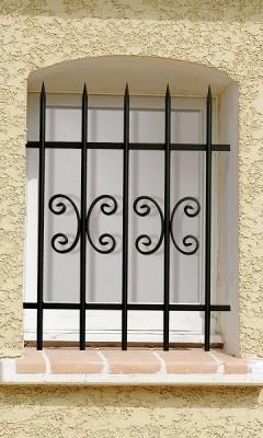 grille de d fense sur nice grille ouvrante nice grille de protection nice et cagnes. Black Bedroom Furniture Sets. Home Design Ideas