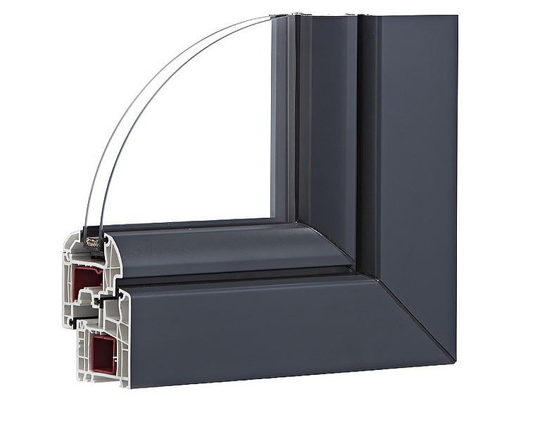 les couleurs de fen tres pvc nice fen tre pvc plax. Black Bedroom Furniture Sets. Home Design Ideas