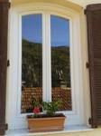 Fenêtre pvc blanc à Nice PROFERM 06