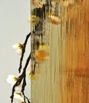 vitrage ornemental kura bronze pour fenêtre pvc PROFERM 06