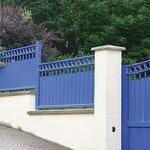 PROFERM 06 spécialiste de la belle clôture assortie au portail de villa à Nice