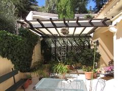 installer une pergola pour villa PROFERM 06 à Cagnes