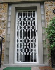 grille de protection en acier pour sécurité d'un bien à Nice PROFERM 06