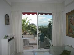 grille extensible métallique de sécurité pour appartement à Nice PROFERM 06