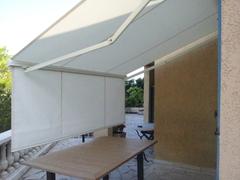 store banne extérieur pour terrasse à Nice PROFERM 06